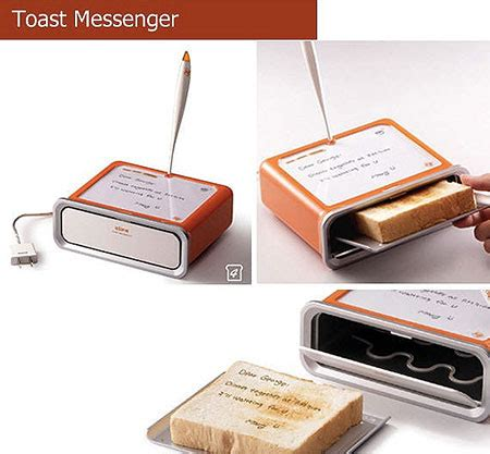 Toast Messenger Makes Its by 7 Cool And Innovative Technologies Techeblog