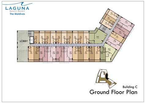 resort floor plans laguna beach resort the maldives condo pattaya floor