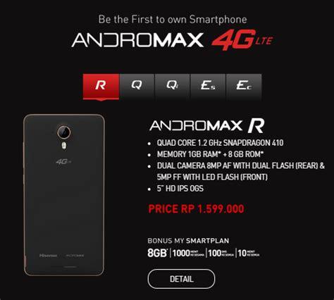 Wifi Andromax 3g harga spesifikasi smartfren andromax r dengan jaringan 4g lte