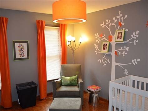 orange nursery curtains 1000 ideas about burnt orange curtains on pinterest