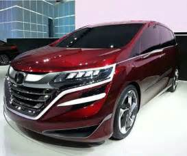 2017 New Honda Odyssey Price Release Date Specs