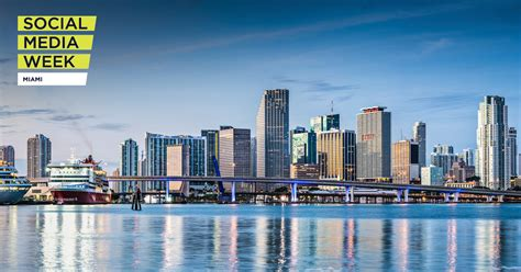 Affordable Mba In Miami by Social Media Week Miami Reimagining Human Connectivity