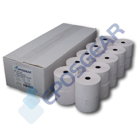 Thermal Paper Thermal Roll E Print 57mm X 50mm Diameter 100roll 44mm x 70mm 44x70mm thermal paper register till