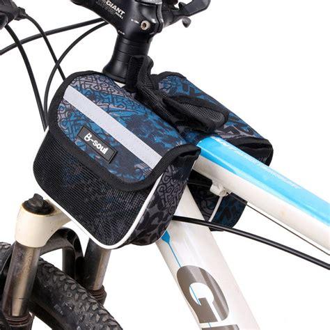 Bicycle Bag multifunction mtb road bicycle front bag mountain