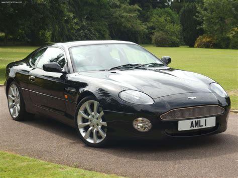 1999 Aston Martin Db7 by Aston Martin Db7 Vantage 1999