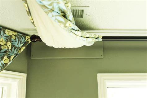 curtain hanging guide how to hang curtains a basic guide