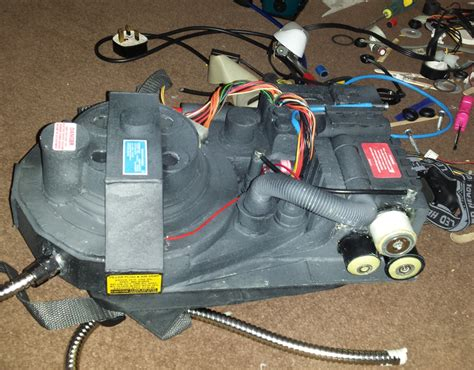 Make Your Own Proton Pack by Building Your Own Children S Ghostbuster Proton Pack