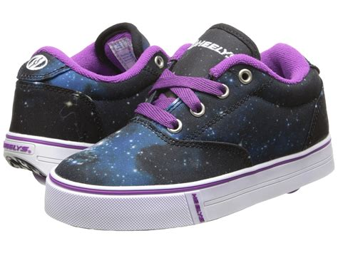 heelys shoes heely s launch 2 0 roller shoe galaxy