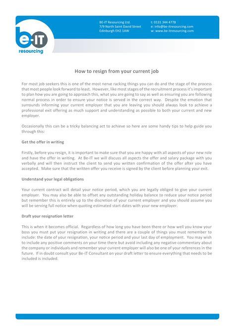 Nixon Resignation Letter Pdf resignation letters pdf doc