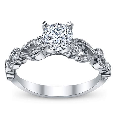affordable vintage engagement rings wedding promise
