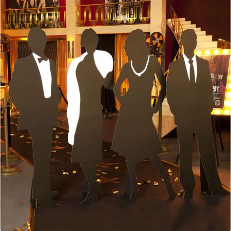 prom theme names with gold golden age of hollywood complete prom theme anderson s