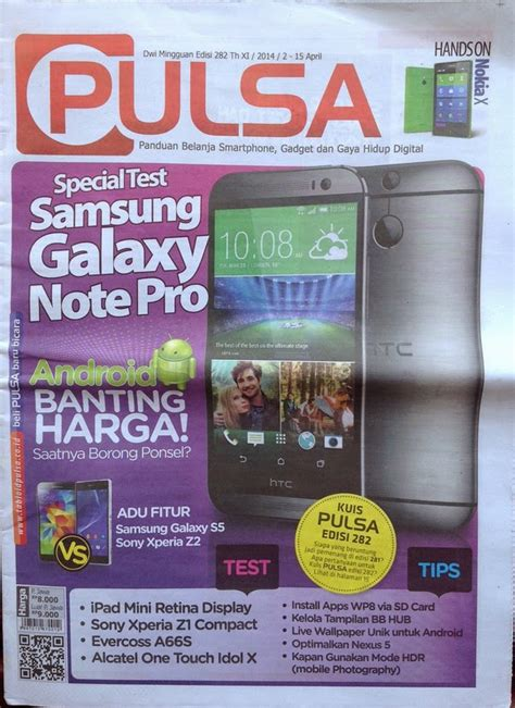 Air 2 Tabloid Pulsa all in 1 update koran majalah dll tabloid pulsa edisi