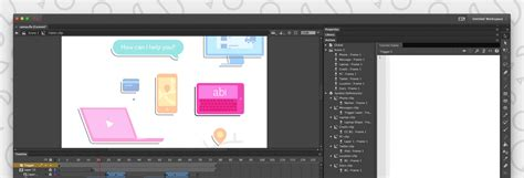 adobe flash animation templates creating a vector animation for the web in a post flash