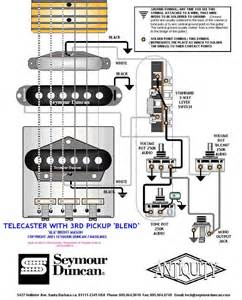 tele wiring diagram with 3rd telecaster build guitars