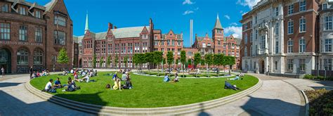 Of Liverpool Ranking Mba by Of Liverpool Universities In The Uk Iec Abroad