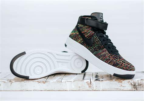 Original Bnib Nike Air 1 Mid Prm Leather Wool Wmn nike air 1 mid flyknit multicolor sneaker bar detroit
