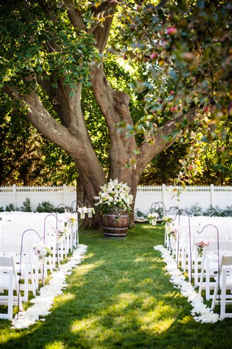 rustic garden wedding ideas 24 awesome rustic outdoor wedding ideas to