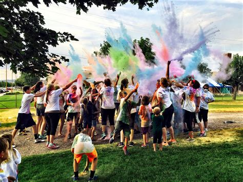 5k color run for freedom