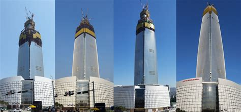 Floor Plans For Free lotte world tower opens kojects