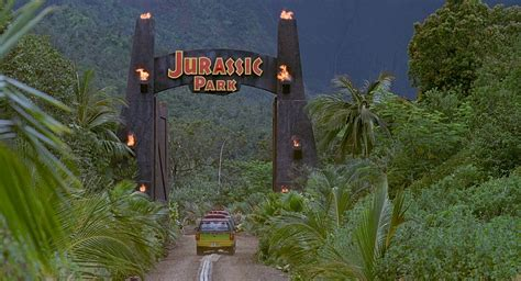 jurassic park tour jurassic world canon catch up how is the story connected