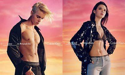 justin bieber and kendall jenner play mad libs in sexy new