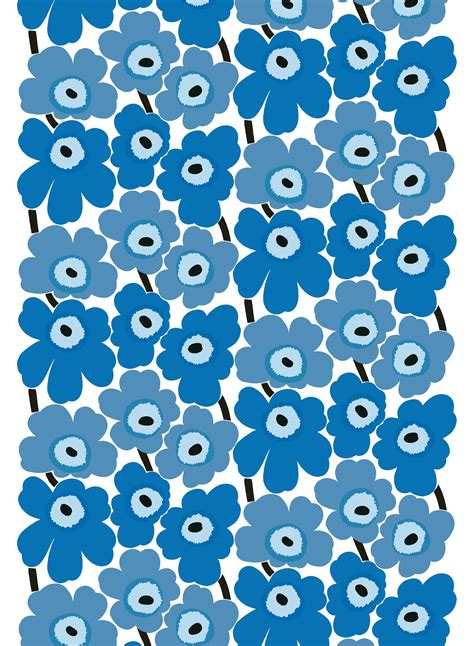 stoff marimekko marimekko pieni unikko cotton coated cotton