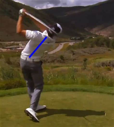 sadlowski swing losing forward bend in the late downswing newton golf