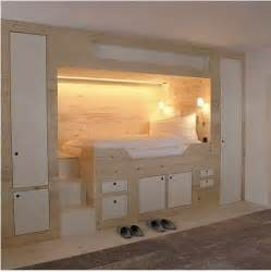 Guest Bed In A Cupboard 16 Cozy And Stylish Alcove Beds That Add Character To The Home
