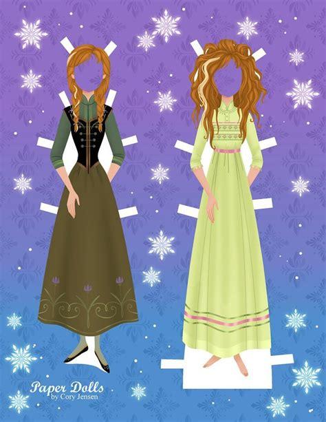 printable frozen paper dolls disney s frozen paper dolls skgaleana