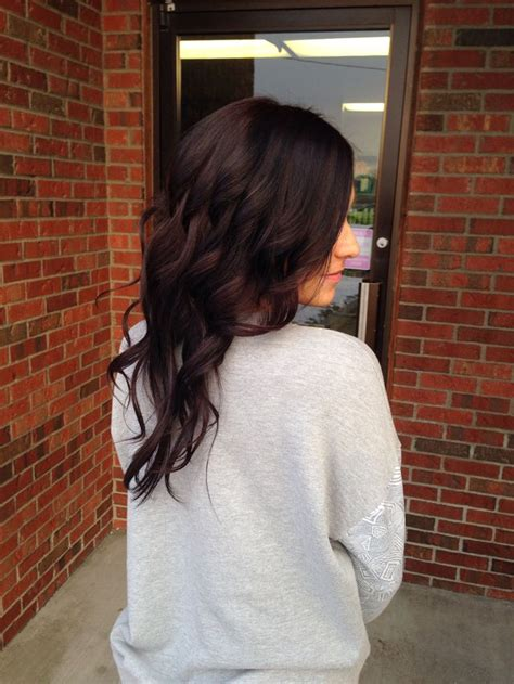 pinterest rich violets reds browns long hair 25 best ideas about mahogany brown on pinterest