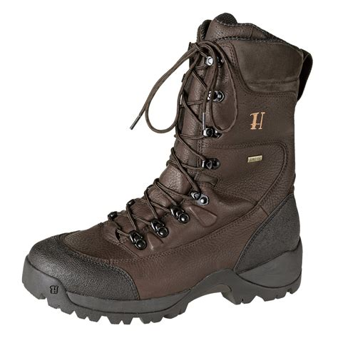 large mens boots harkila big gtx 10 inch l insulated walking boot
