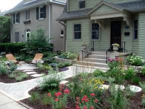 Landscape Ideas Cottage Cottage Garden With Curb Appeal Traditional Landscape