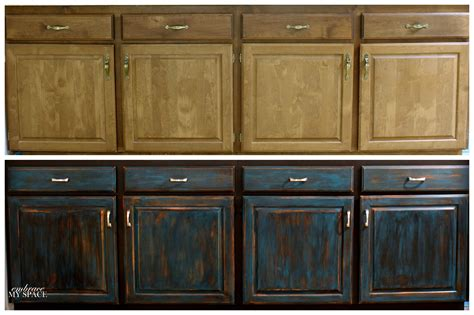 what to look for in kitchen cabinets 26 painting kitchen cabinets distressed black kitchen