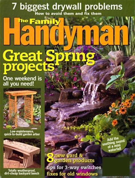 the family handyman family handyman 4 99 one year subscription up to 4 years
