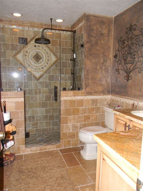 Kitchen Design Tampa tuscan bath mediterranean bathroom tampa by