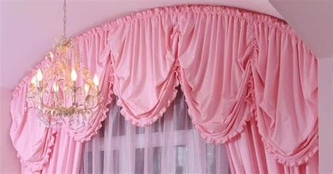 pink bedroom curtains stars patterns girls pink bedroom unique pink curtain for girls bedroom arched curtain rod