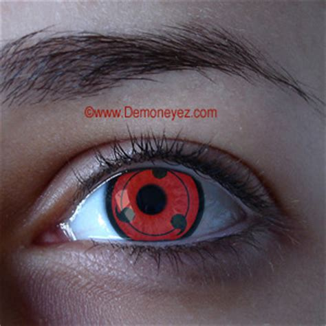 original sharingan halloween contact lenses  sharingan