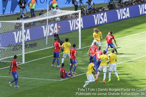 Brasil Copa Do Mundo Copa Do Mundo 2014 Sele 231 227 O Brasileira Vence Chile Na