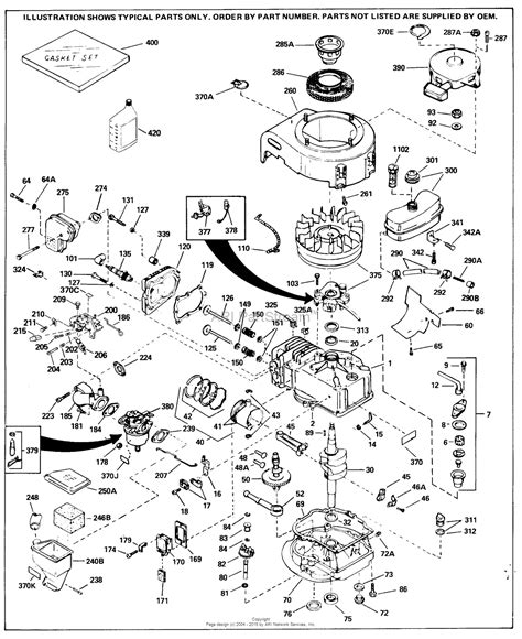 parts diagrams tecumseh lav40 50298c parts diagram for engine parts list 1