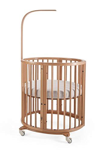 Stokke Sleepi Crib Mattress Stokke Sleepi Mini Crib Bundle With Mattress Drape Rod
