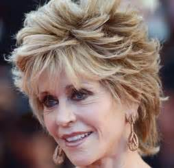 soft curl shaggy hairstyles 15 spectacular jane fonda hairstyles