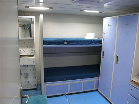 Cabin Staff by Crew Cabins Accomodation On Cruise Ships Hospitality