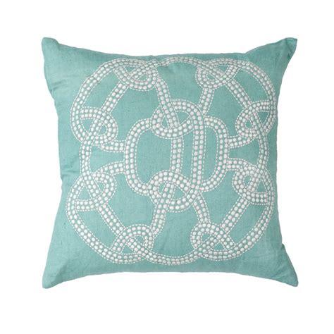 dot chain aqua medium cushion xcmjpg  pixels  decorative cushions