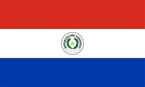 flags of the world crw paraguay