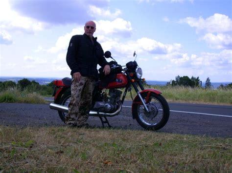 Motorrad Fahren Hitze by Dienstfahrt Mit Der Planeta F 252 R Den Rotax Bernis