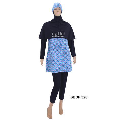 Baju Muslimah Renang baju renang muslimah sbdp 328 distributor dan toko jual baju renang celana alat selam secara