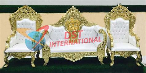 haram furniture hand carved maharaja chair by home hand carving maharaja sofa set dst international