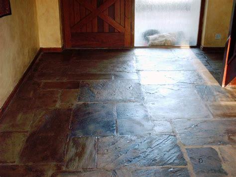 sandstone floor restored in leyland tile doctor lancashire