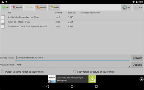 audio format converter google now available switch audio converter for android do