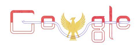 doodle nama dika basando doodle memperingati hari kemerdekaan